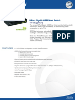 Switch TEG S80g