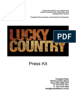 Lucky Country - Press Kit