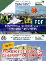Módulo - Procesos de Seleccion de Obras