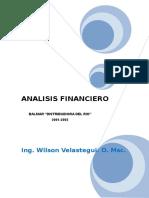 Ratios financieras