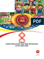 ASEAN Good Practices and New Initiatives in HIV and ADIS-2