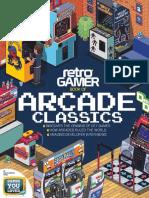 Retro Gamer Book of Arcade Classics