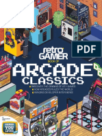 Retro Gamer Book of Arcade Classics