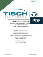 Manual Del Muetsreador Pts Mfc Air Sampler