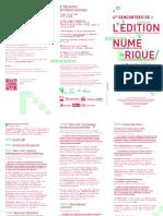 4es Rencontres de l'édition numérique
