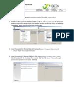 Eltek Multisite Monitor 2.3.1 Installation Manual