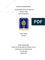 Proposal Praktik Kerja Fix Pienka