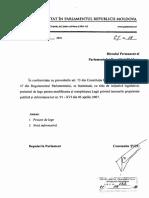 Proiect de lege 132, Constantin Țuțu