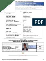 UPSC - Candidate's Application Details (Registration-Id_ 11610756064)