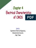 VLSI Design Chapter 4