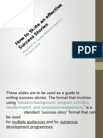 PRESENTATION_ EFFECTIVE SUCCESS STORY WRITING.pptx