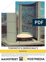 Mainstreet - Toronto's Democracy