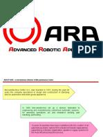 Presentazione ARA