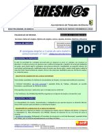 Boletin AEDL Palazuelos Nº 886