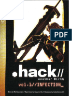 hack Anohe birth novela