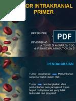 Tumor Intrakranial Primer