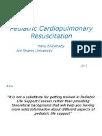 Pediatric Cardiopulmonary Resusscitation
