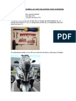 Tutorial Cambio Bombillas Faro Delantero Para SuperDink