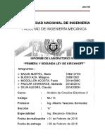 Informe 3 ML115 A