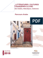Brochure Arabe 2015 2016