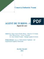 Suport de Curs Agent de Turism Ghid Prima Parte