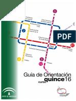 Guía Orientación Granada 15-16