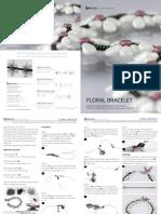 Project Floral Bracelet