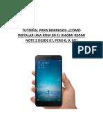 TUTORIAL INSTALACIÓN ROM REDMI NOTE 2 PARA BORREGOS.pdf