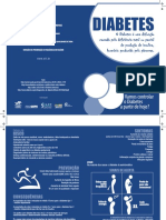 Folder Sobre Diabetes