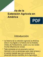 1. Historia Extension Agricola en America
