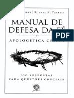 Manual de Defesa Da Fe