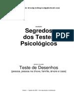 Psicologia Segredos Dos Testes de Desenhos