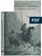 Ética e Técnica No at - Andanças Com o Dom Quixote e Sancho Pança - Kleber Duarte Barreto - Parte 1 de 3