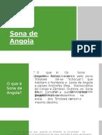 Sona de Angola