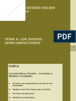 Tema 4 - El Diodo Ideal