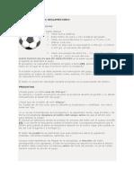 Balon de Futbol Reglamentario