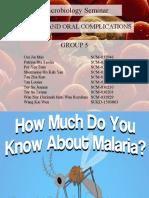 Malaria Microbio