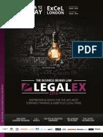 Legalex Show Guide 2016