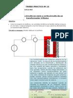 TRABAJO Nº 12 Transformador Trifasico (1)