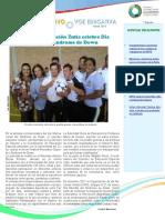 Boletín Informativo Voz Educativa N°20