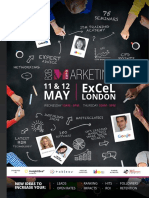 B2B Marketing Expo Show Guide 2016