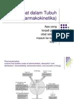 farmakokinetika farmakodinamika