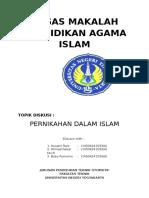 Tugas Makalah Pendidikan Agama Islam