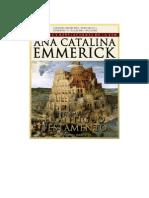 Ana Catalina Emmerick - Antiguo Testamento
