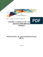 D.C. Prof. Educación Inicial