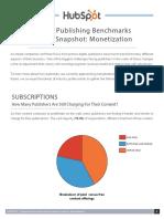 Digital Publishing Benchmarks Monetization Updated-2