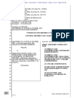 Stiletto Entertainment v. Princess Cruise Lines - Barry Manilow complaint.pdf