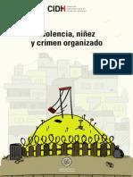 CIDH ViolenciaNinez2016