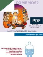 Clase 1 Alimentacion y Nutricion