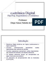 Aula 7 - Flip-Flop, Registradores e Contadores.ppt